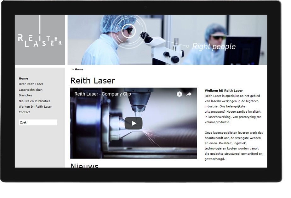 Reith Laser